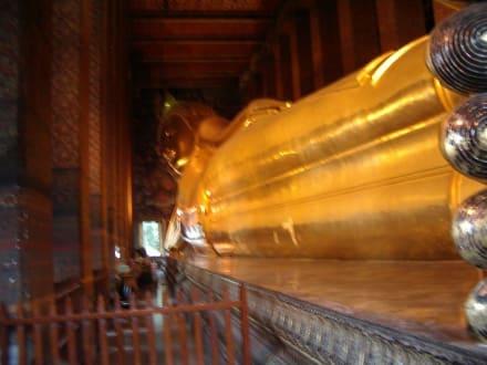 """Bangkok Tour Wat-Tempel """"Goldener Buddha"""" - Wat Pho"""