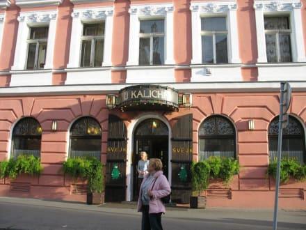 Restaurant - U Kalicha (Original Svejk)