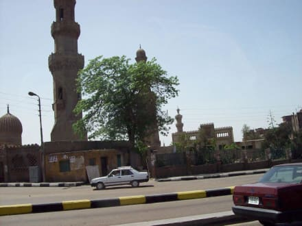 Minarett Turm - Zitadelle
