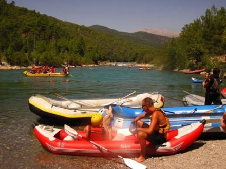 Rafting Alanya - Rafting