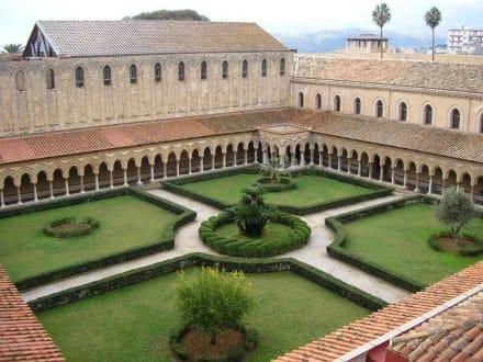 Dom von Monreale bei Palermo / Sizilien - Dom von Monreale