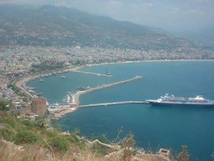 Alanya - Hafen - Hafen Alanya