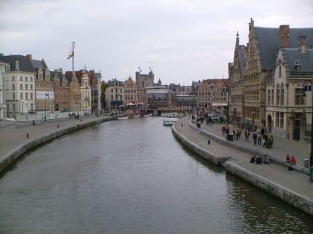 Fluss/See/Wasserfall - Altstadt Gent