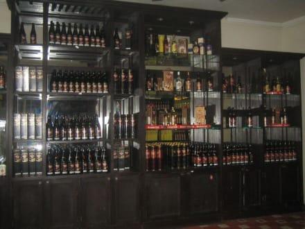 Die Bar - Havanna Club Rummuseum