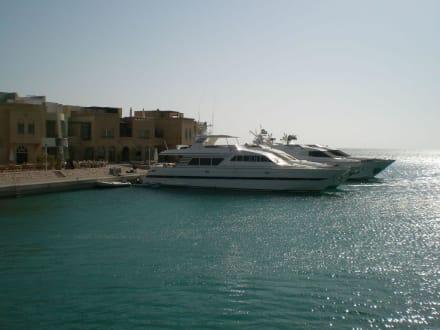 Hafen Morgens - Hafen Abu Tig Marina