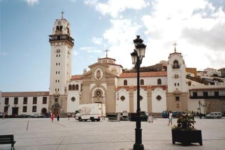 Candelaria - Basilika - Wallfahrtskirche Candelaria