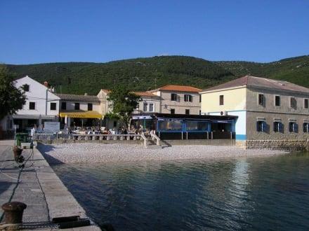Martinscica auf der Insel Cres - Kroatien - Martinscica