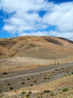 Kornkreise - Barranco de la Higuera