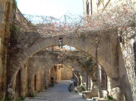 Rhodos-Stadt,Altstadt - Altstadt Rhodos Stadt