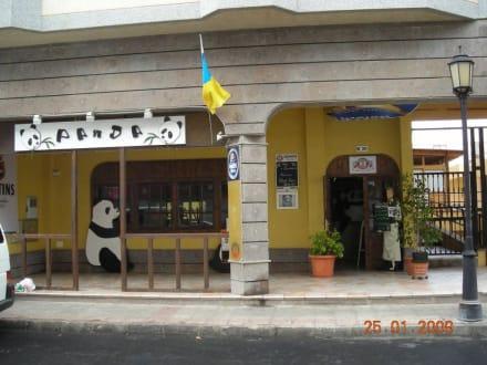 Eingang - Panda Bar (geschlossen)