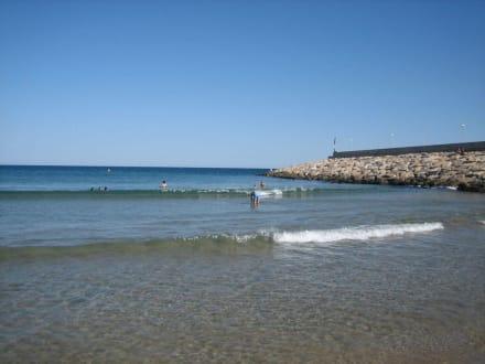 Meer - Strand Torredembarra