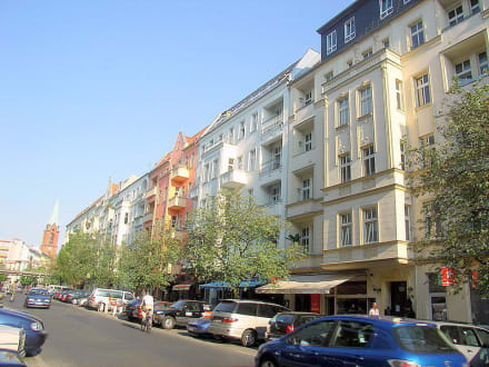 ansicht gleimstrasse bild city guesthouse pension berlin in berlin prenzlauer berg pankow. Black Bedroom Furniture Sets. Home Design Ideas