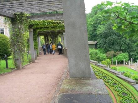 Altenstein Galerie und Garten - Schloß Altenstein