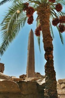 Obelisk im Karnak-Tempel - Amonstempel Karnak