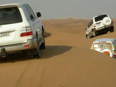 Safari 2006 - Wüstentour Dubai