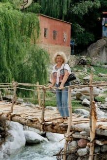 im atlasgebirge -wasserfall- - Tour & Ausflug