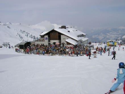 Die Nova Stoba in Vorarlberg - Silvretta Montafon