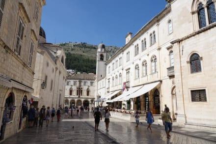 Plaza - Altstadt Dubrovnik