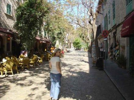 Mallorca - Altstadt Valldemosa/Valldemossa
