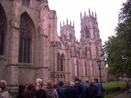 Kathedrale von York - Kathedrale von York