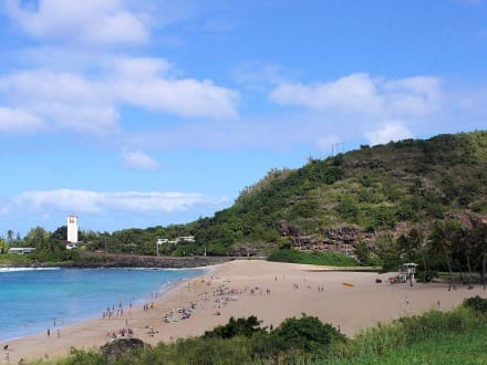 Waimea Beach Park - North Shore