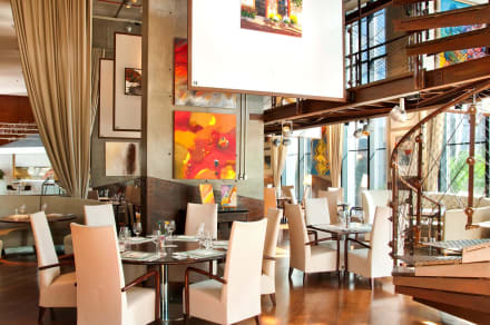 Canvas Restaurant -