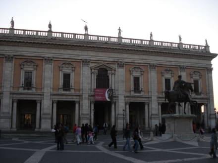 Piazza del Campidoglio - Piazza del Campidoglio / Kapitol
