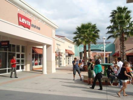 Marché/ Centre commercial - Centres commerciaux Orlando