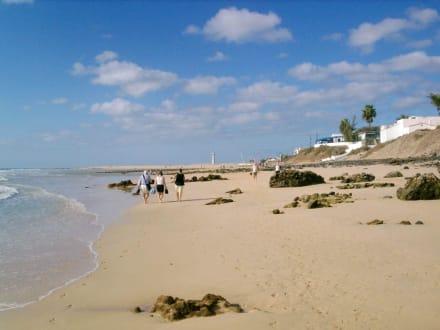 traumhaft Bucht Esquinzo - Strand Playa de Esquinzo / Playa de Butihondo