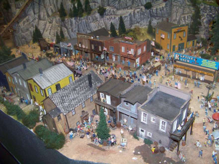 Amerika - Miniatur Wunderland Hamburg