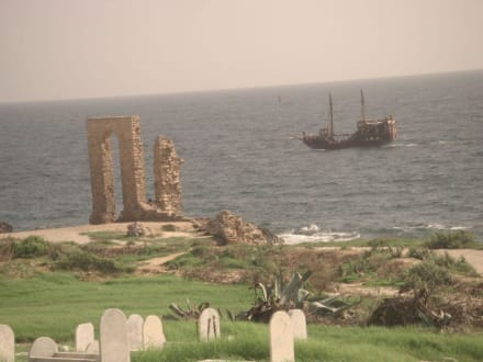 Nahe des Cap Afrika / Mahdia - Cap Afrika