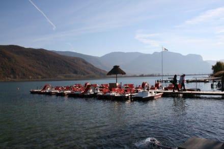 Strahlender Sonnenschein - Kalterer See
