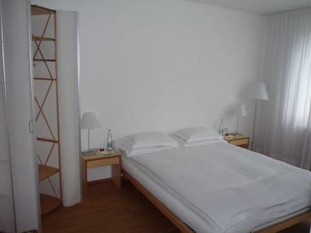 Schlafzimmer - Hotel Greulich