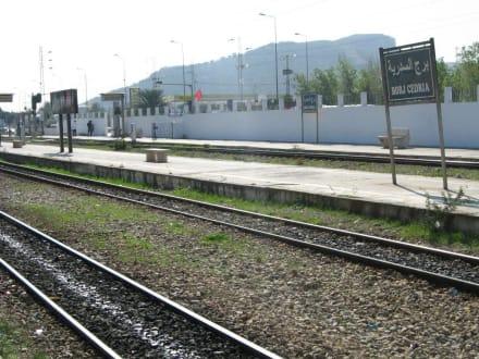 Borj Cedria - Transport