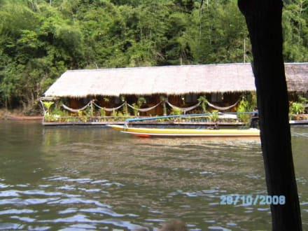 Hausboot - River Kwai