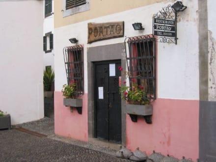 Portao hat zu! - Restaurant Portão