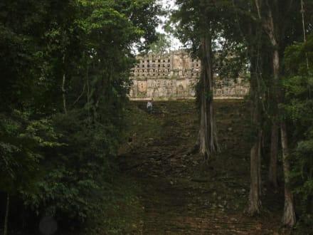 Yaxchilan - Historische Maya-Stadt Yaxchilan