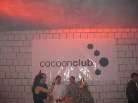 Raucherkammerl - Cocoon Club