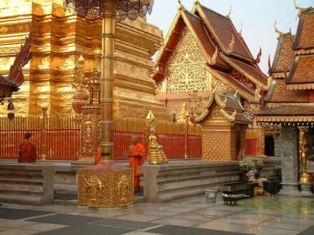 Doi Suthep - Wat Phrathat Doi Suthep