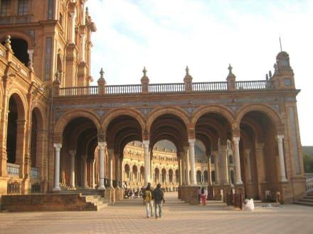 Eingang - Plaza de Espana