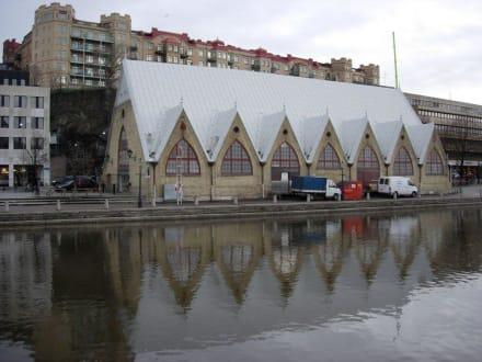 Feskekörka - Fischhalle Feskekörka
