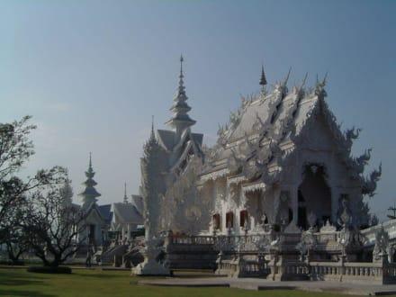 Wat Rong Khun - Wat Rong Khun