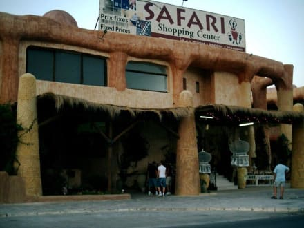 Safari Shopping Center - Safari Shopping Center