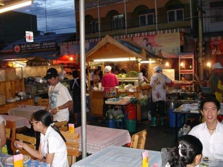 Garküche - Nachtmarkt