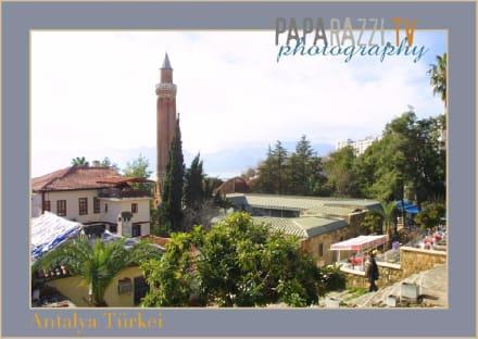 Irgendwo in Antalya - Yivli-Minare-Moschee