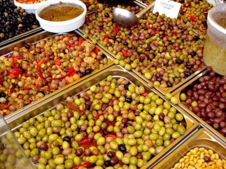 Markt in Collioure - Markt