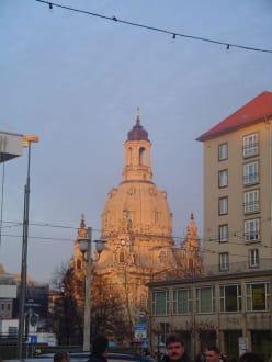 Frauenkirche - Zwinger