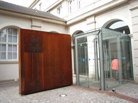 Museumseingang - Hoesch-Museum