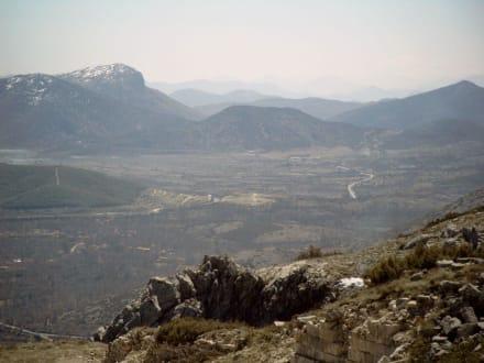 Karge, reizvolle Landschaft - Tour & Ausflug