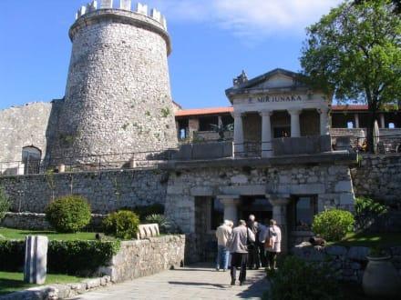 Trsat - Burg Castell Trsat